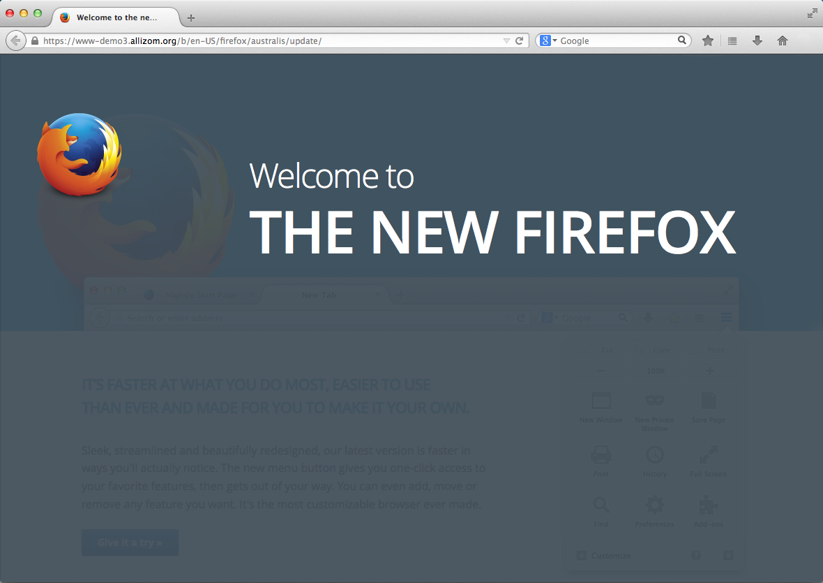 Resolving Firefox Issues