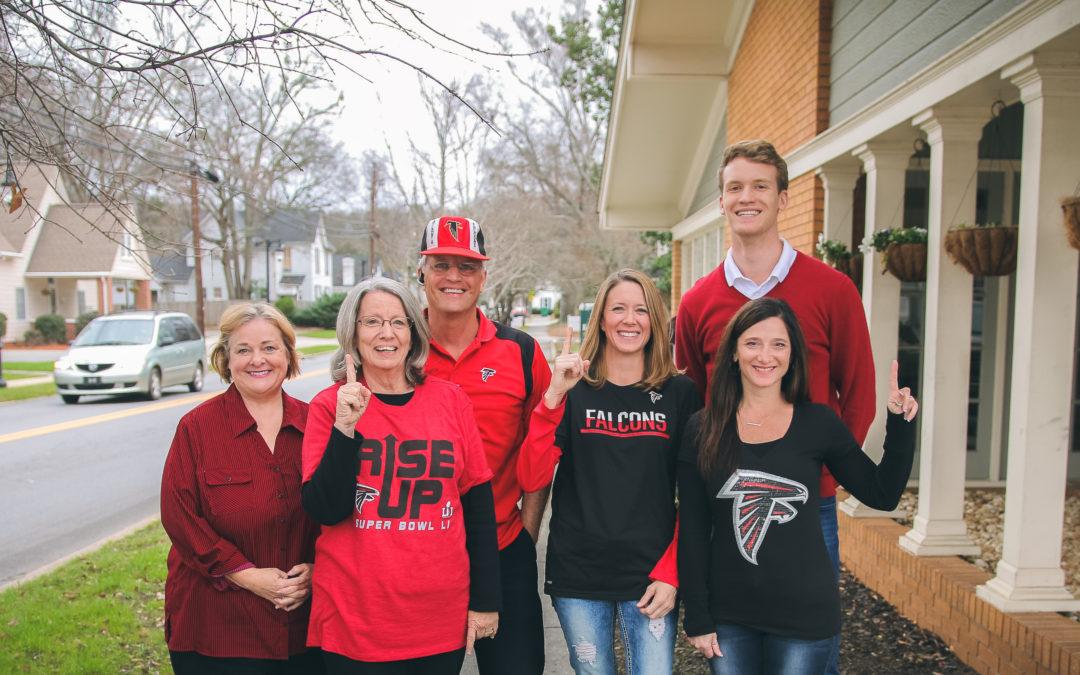 Falcons Friday