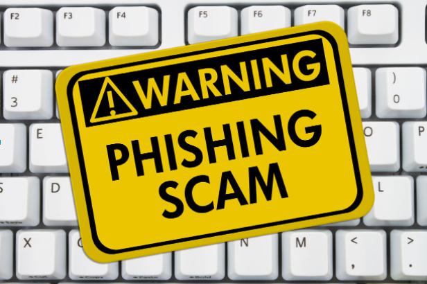 RDA phishing scam