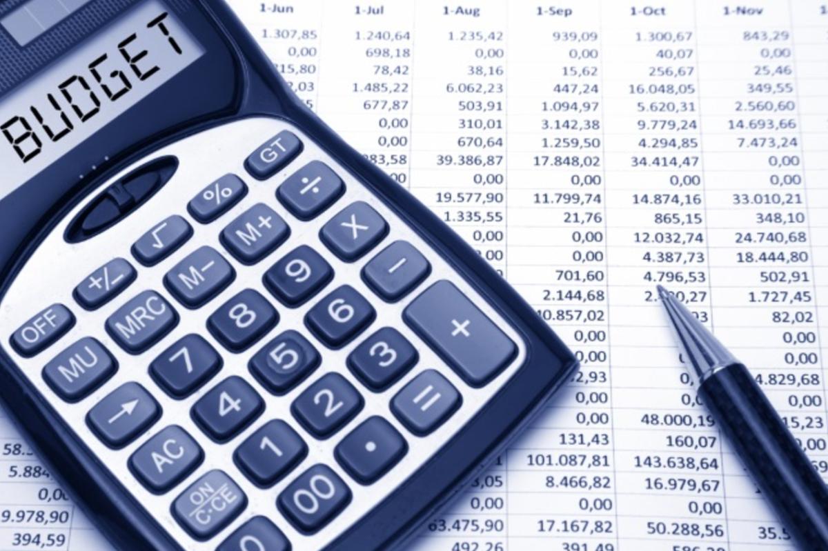 RDA budget prep module