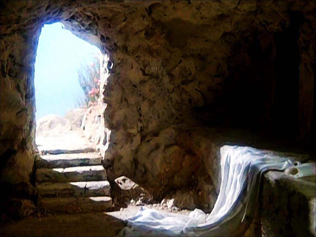 resurrection day tomb