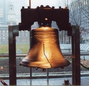 RDA liberty bell